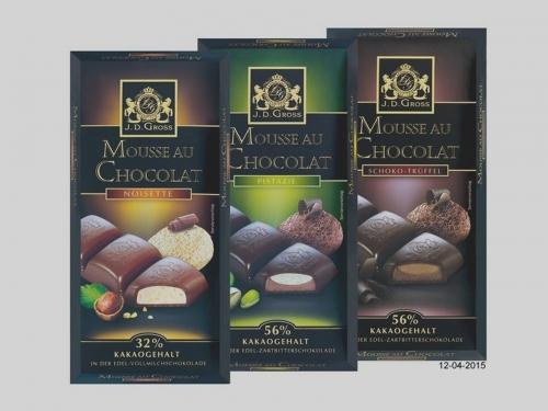 Mousse au Chocolat, April 2015