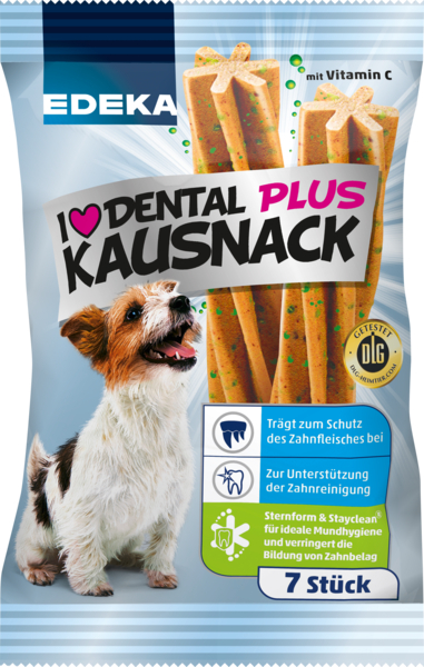 Dental Plus Kausnack, Januar 2018