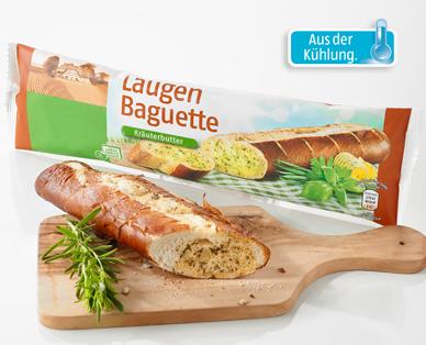 Laugenbaguette, gefüllt, Mai 2015