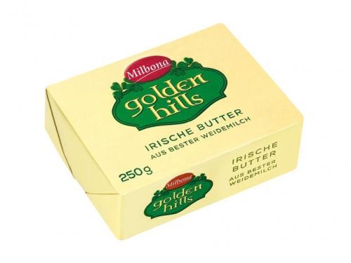 Golden Hills Irische Butter, Dezember 2015