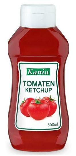 Tomatenketchup, September 2017