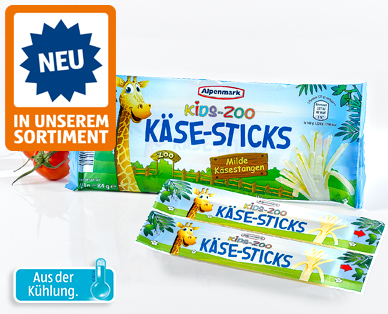 Käse-Sticks, Oktober 2015