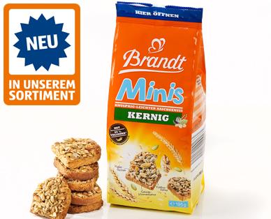 Brandt Minis, Oktober 2015