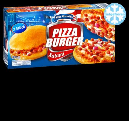 Pizzaburger, April 2016
