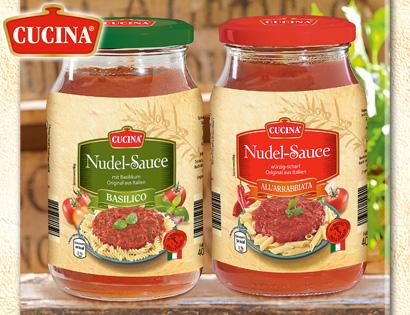 Nudel-Sauce, Juli 2013