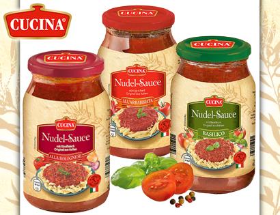 Nudel-Sauce, Januar 2014