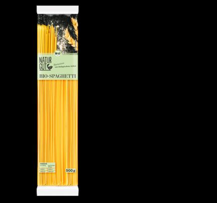 Bio-Spaghetti, April 2016