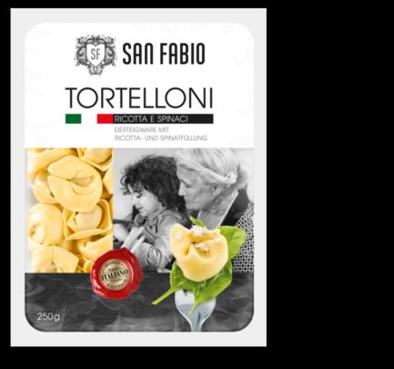 Tortelloni, Mai 2018