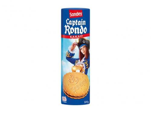 Captain Rondo Doppelkekse, August 2016