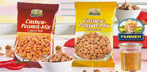 Cashew-Peanut-Mix, Oktober 2007