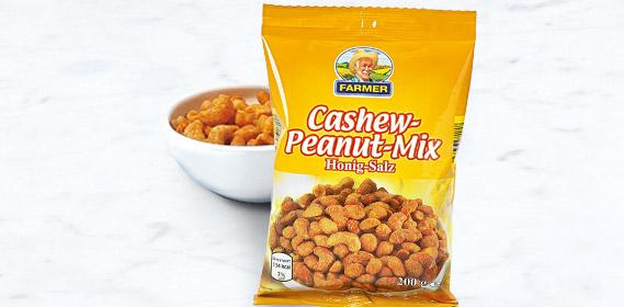 Cashew-Peanut-Mix, Juli 2010