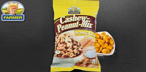 Cashew-Peanut-Mix, Februar 2013