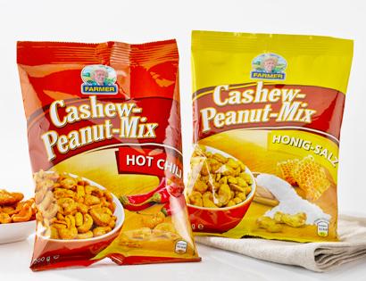 Cashew-Peanut-Mix, Januar 2014