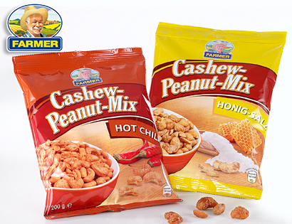 Cashew-Peanut-Mix, Mai 2014