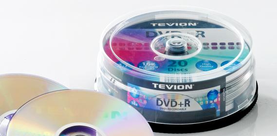 DVD+R Rohlinge 4,7 GB, M�rz 2013