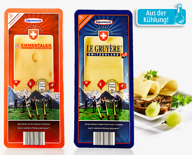 Schweizer Käse, in Scheiben, August 2014