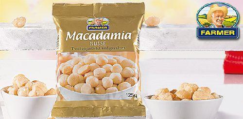 Macadamia Nüsse, Oktober 2007