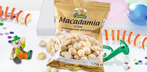Macadamia Nüsse, Februar 2011