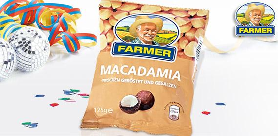 Macadamia Nüsse, Februar 2012