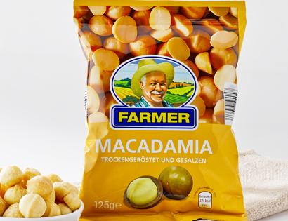 Macadamia Nüsse, Januar 2014
