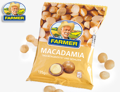 Macadamia Nüsse, Mai 2014