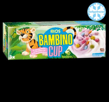 Bambino Cup - Eisbecher, August 2016