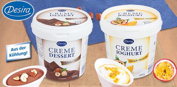 Joghurt & Dessert Genuss (Creme Joghurt), M�rz 2011