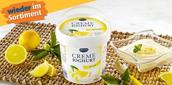 Joghurt & Dessert Genuss (Creme Joghurt), Mai 2011