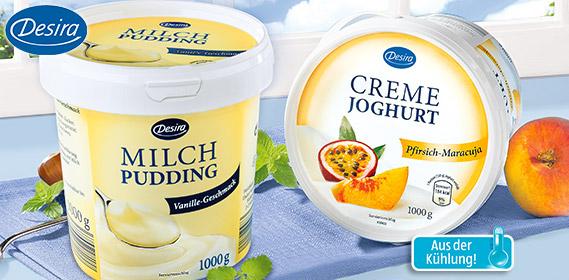 Joghurt & Dessert Genuss (Creme Joghurt), April 2012