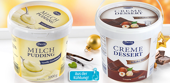 Joghurt & Dessert Genuss (Creme Joghurt), November 2012