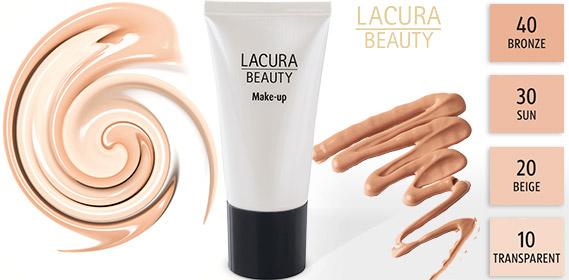 Make-up, versch. Farben, August 2012