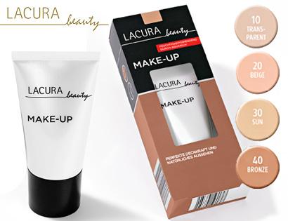 Make-up, versch. Farben, Februar 2014