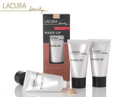 Make-up, versch. Farben, Juli 2014