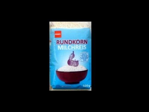 Milchreis - Rundkorn, Dezember 2016