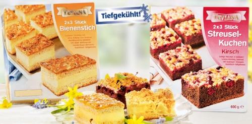 Meisterstücke Blechkuchen, M�rz 2008