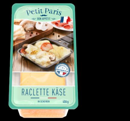 Raclette-Käse, Dezember 2016