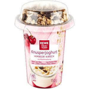 Knusperjoghurt Himbeer-Kirsch, Dezember 2016