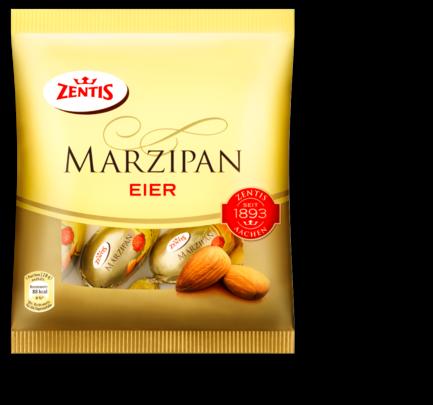 Marzipan-Eier, M�rz 2018