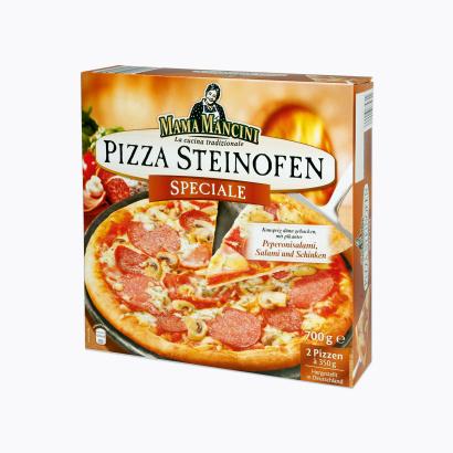 Pizza Steinofen, Februar 2012