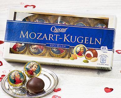 Feine Mozartkugeln, Februar 2015