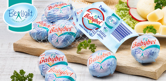 Mini Babybel, 7x 20 g, Februar 2012