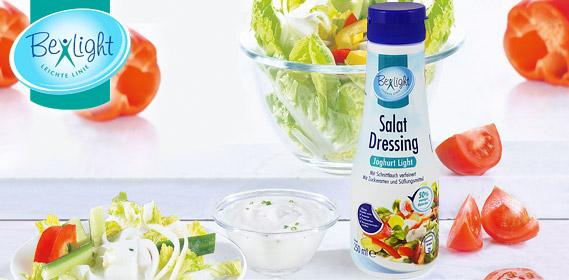 Joghurt-Dressing, fettreduziert, Februar 2012
