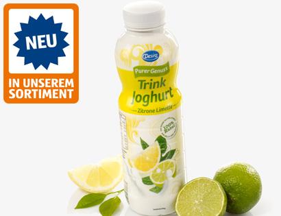 Trinkjoghurt, Juni 2014
