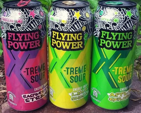 Flying Power Xtreme Sour