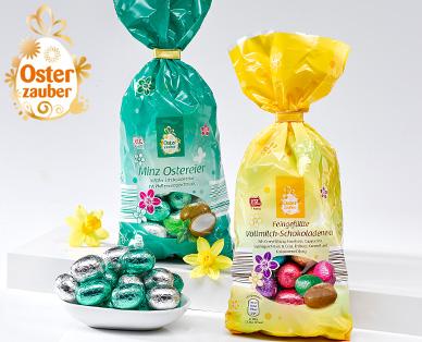 Ostereier, gefüllt, M�rz 2015