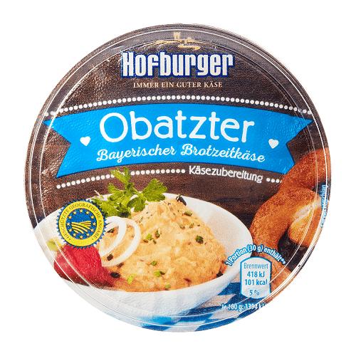 Obatzter, September 2017