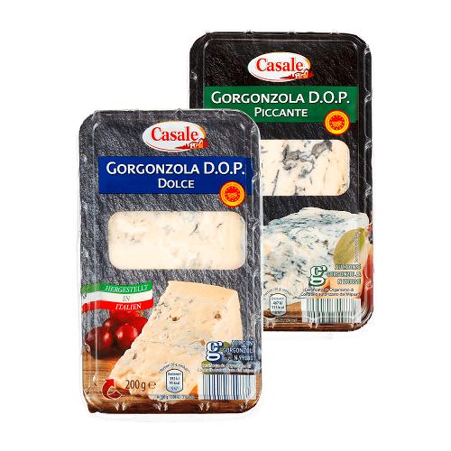 Gorgonzola D.O.P., September 2017