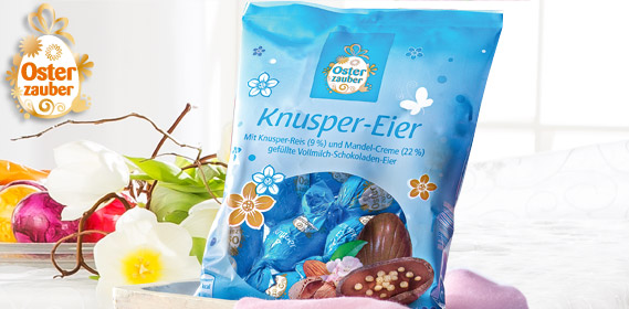 Knusper-Eier, M�rz 2013
