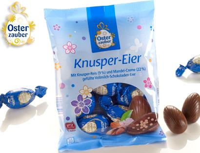 Knusper-Eier, M�rz 2014