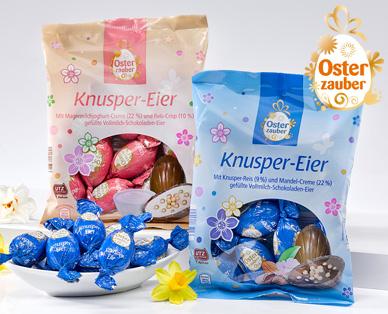 Knusper-Eier, Februar 2015